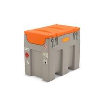 Mobilny akumulatorowy system zbiorników wysokoprężnych