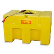 Mobilny system nawadniania CEMO wykonany z PE