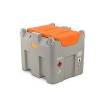 Mobilny system zbiorników wysokoprężnych CEMO 980 litrów Premium