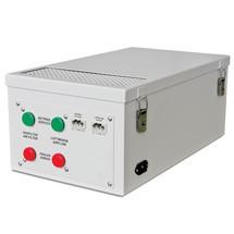 Mocowanie filtra substancji niebezpiecznych do szafy bezpieczeństwa typu 90