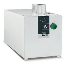 mocowanie wentylacyjna do szafka przeciwpożarowej z materiał niebezpiecznym asecos® typ 90