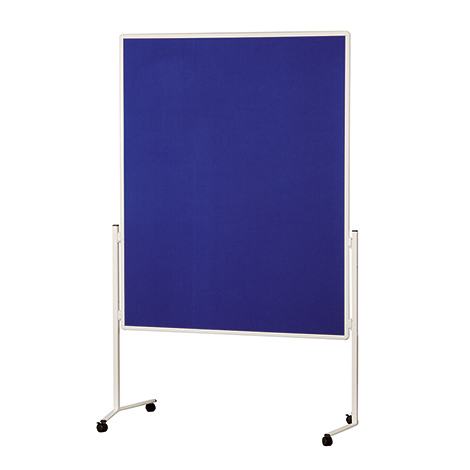 Moderationstafel einteilig mit Rollen. 1500 x 1200 mm