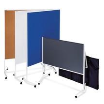 Moderationstafel FRANKEN, klappbar, mobil