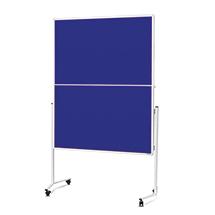 Moderationstafel klappbar mit Rollen. 1500 x 1200 mm