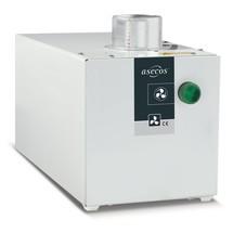 Module d'extraction pour armoire à matières dangereuses résistante au feu asecos®