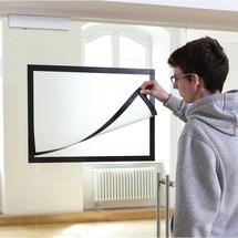 Moldura magnética para cartaz DURAFRAME®, autoadesiva