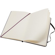 Moleskine Notizbücher classic hardcover schwarz