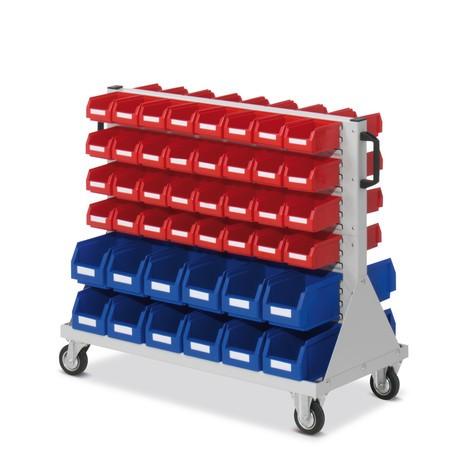 Montage-Rollwagen RasterPlan