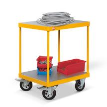 Montagewagen Ameise ®. Ladefläche 700x700mm, Tragkraft 250kg