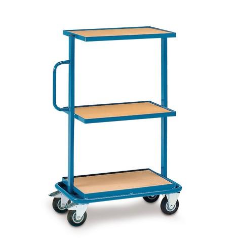 Montagewagen fetra®, Holzwerkstoffplatten