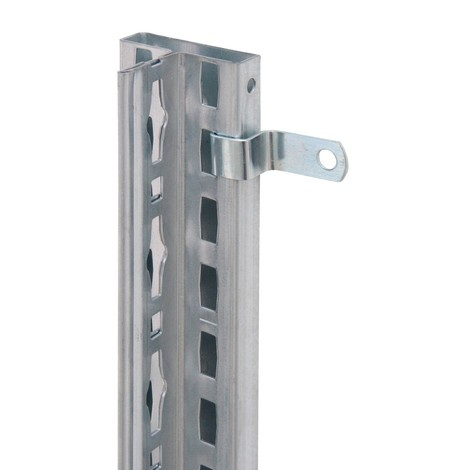Montáž na stenu pre podkladové police SCHULTE s bezskrutkovým systémom