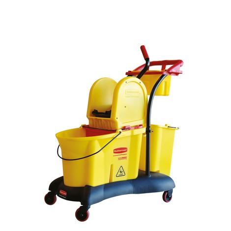 Mop trolley WaveBrake®