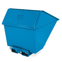 Müllcontainer mit Kippfunktion