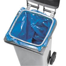 Müllsackhalterung für Mülltonnen bis 240 Liter