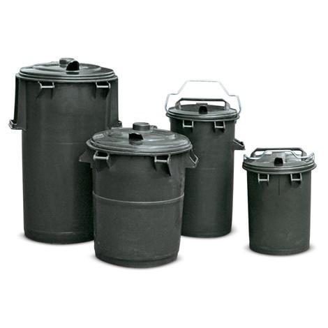 Mülltonne aus HDPE