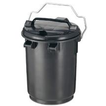 Mülltonnen aus Niederdruck-Polyethylen