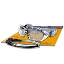 Multi Vision Schutzbrille, Kombination Bügel & Vollsichtbrille mit Gummiband