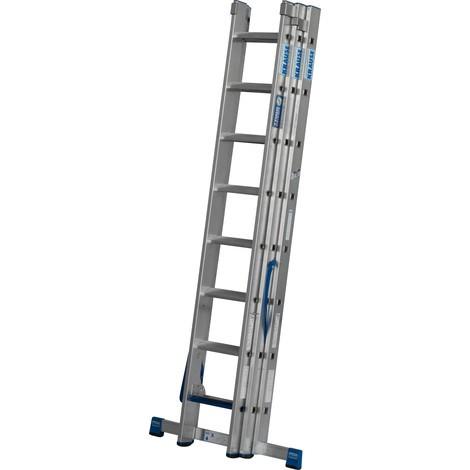 Multifunctionele KRAUSE®-ladder +S