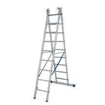 Multifunctionele ladder van KRAUSE®, 3-delig