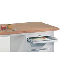 Multiplexplaat beuk voor lerarentafel PAVOY