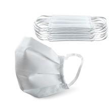Mundschutz und Nasenschutz, Mehrwegmaske, waschbar, mit Antibac-Hygieneschutz