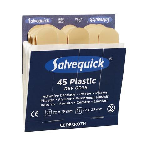 Nachfüllpack für Pflasterspender SÖHNGEN® Salvequick