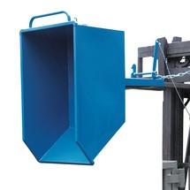 Naklápěcí kontejner fetra® s kolečky
