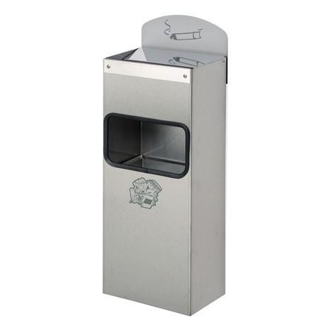 Nástěnný popelník VAR®, kombinovaný model