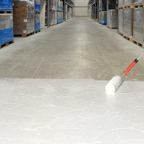 Náter pre podlahy hál PROline-paint, protišmykový, 5l, veľmi jemná zrnitosť