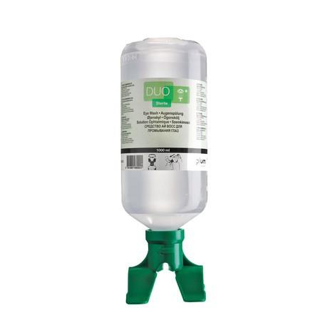 Natriumchloridlösung plum Sterile Augenspülung DUO
