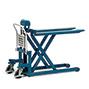 Niederhub-Scheren-Gabelwagen fetra®. Tragkraft bis 1000 kg