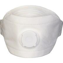 NITRAS Atemschutzmaske 4140 FP SafeAir, FFP3 NR D