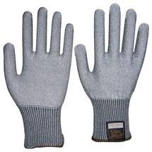 NITRAS Schnittschutzhandschuhe Taeki, grau EN 420, EN 388, EN 407 PSA-Kategorie II TAEKI-Spezialfaser 10 Paar