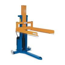 Niveaulifter, elektrisch met starre vorken, capaciteit tot 1500 kg