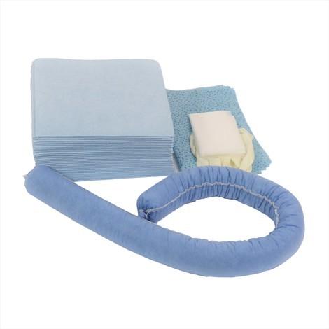 Nödsats i PVC påse, kapacitet 20 liter
