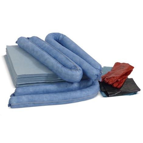 Noodset met PVC-zak