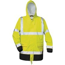 NORWAY Warnschutz PU Regenjacke Manfred