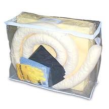 Notfall-Set für Öle, Aufnahmekapazität 50 Liter