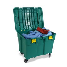 Notfall-Set Rollbox, Aufnahmekapazität 150 l