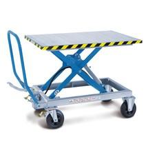 Nožnicový paletový vozík