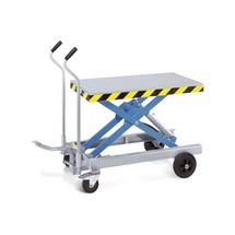 Nožnicový paletový vozík, úzky
