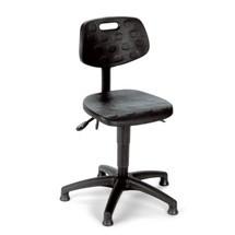 Obrotowe krzesło robocze poliuretanowe Ability