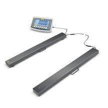 Ocelové ližinové váhy