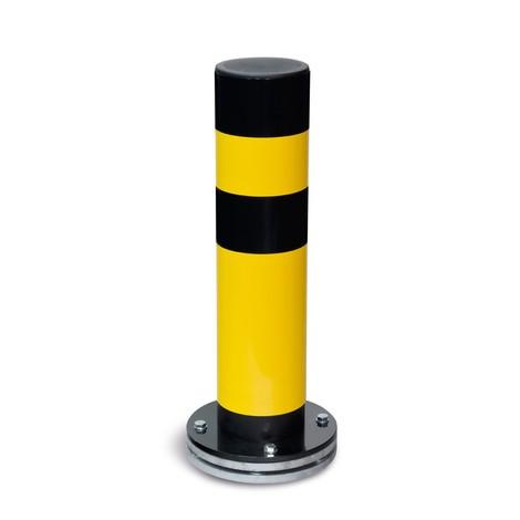 Ochranný stĺpik proti nárazom Swing, vnútorné použitie, otáčateľný