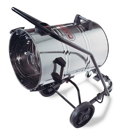 Odkurzacz przemysłowy CARRERA® 90.03 K, przechylane podwozie, do odkurzania na mokro ina sucho, 3240 W