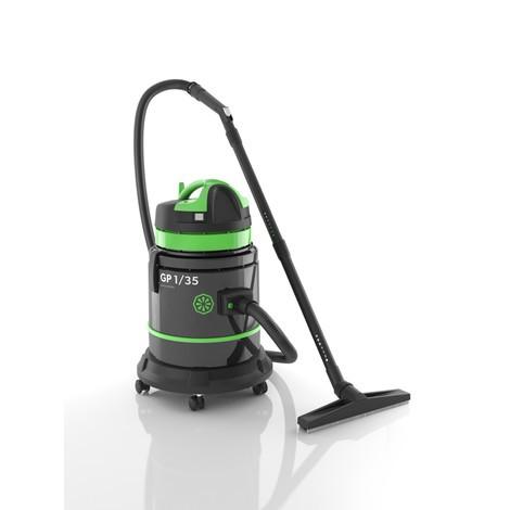 Odkurzacz przemysłowy do drobnych pyłów, do czyszczenie na sucho, 1500 W