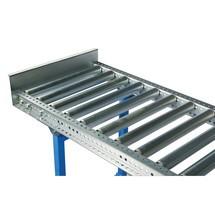 Ogranicznik krańcowy do przenośnika rolkowego do ciężkich ładunków