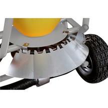Ogranicznik szerokości rozprowadzania dla CEMO piaskarko-solarka