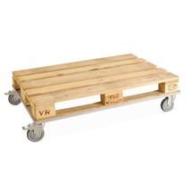Onderwagen BASIC, verzinkt, capaciteit 150 kg