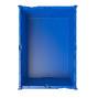 Opätovne použiteľný polypropylénový stohovací kontajner s